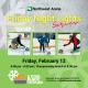 Friday Night Lights February Tournament Flyer
