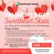 Valentine's Day Sweetheart Skate details